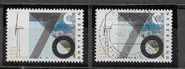 Nederland - 1986 - Yv.1257 - Mi.1287 -** En O - - Periodo 1980 - ... (Beatrix)