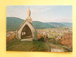 V10-88--vosges-vagney- Zainvillers Vu De La Roche- De La Chapelle Jeanne-d'arc-- - France