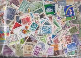Alle Welt Briefmarken-1.000 Verschiedene Marken - Sellos