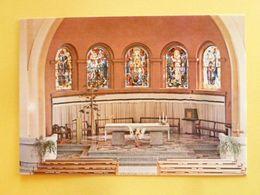 V10-88--vosges-vagney- Eglise Zainvillers --le Choeur-- - France