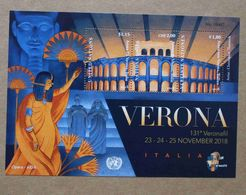 "NY18-02 : Nations-Unies (New-York) / Exposition Philatélique ""Veronafil 2018"" - Unused Stamps"