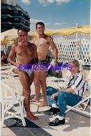 136704 ARGENTINA ARTIST MIGUEL DEL SEL - DADY BRIEVA & MUÑECO MATEYCO ACTOR HUMORISTA PHOTO NO POSTAL POSTCARD - Fotografía