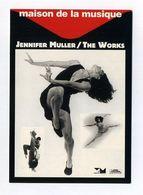 Maison De La Musique - 1999 - Compagnie Jennifer Muller - The Works - Danse Dance Tanzen - Ville De Nanterre - Danse