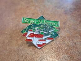 Lot 062 -- Pin's Revel St Ferreol - Villes