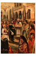 Lapina 784 - Jan Styka, Ferdinand Da Bulgarie (4 Lignes) - Pittura & Quadri