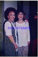 136712 ARGENTINA ARTIST CAROLINA PAPALEO & IRMA ROYG ACTRESS PHOTO NO POSTAL POSTCARD - Fotografía