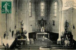 St Etienne De Montluc * La Haie Mahéas * Communauté * Intérieur De L'église - Saint Etienne De Montluc
