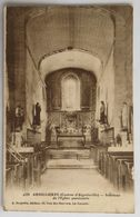 C. P. A. : 17 ARDILLIERES : Intérieur De L'Eglise Paroissiale - Autres Communes