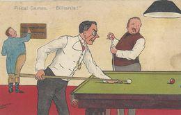 Sport   Billards  Editeur    A Tuduvige - Autres Illustrateurs