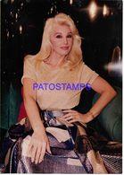 136717 ARGENTINA ARTIST SUSANA GIMENEZ ACTRESS CINEMA TEATRO & TV 12.5 X 17.5 CM  PHOTO NO POSTAL POSTCARD - Fotografía