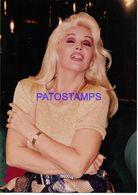 136718 ARGENTINA ARTIST SUSANA GIMENEZ ACTRESS CINEMA TEATRO & TV 12.5 X 17.5 CM  PHOTO NO POSTAL POSTCARD - Fotografía