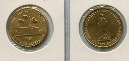 1981 - Sint Katelijne Waver - 100 Katrientjes -  Nr 36 - Jetons De Communes