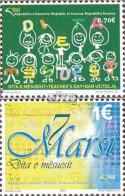 Kosovo 93-94 (kompl.Ausg.) Postfrisch 2008 Tag Des Lehrers - Ungebraucht