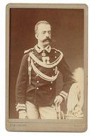 ROI HUMBERT PREMIER PHOTO LIEURE ROMA Format Cabinet CIRCA 1880 1885  /FREE SHIPPING R - Photographs