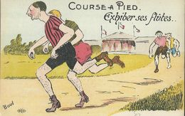 Sport   Course à Pieds     Editeur ELD    Bou - Autres Illustrateurs