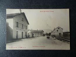 Cpa 88 Saint Etienne Promenade De Bellevue - Autres Communes
