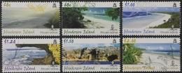 Pitcairn 2006 - Mi-Nr. 694-699 ** - MNH - Natur - Landschaft - Pitcairn