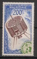 Mauritanie - 1963 - Poste Aérienne PA N°Yv. 30 - Satellite Tiros - Neuf Luxe ** / MNH / Postfrisch - Mauritania (1960-...)