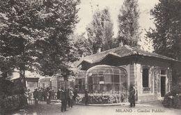 Lombardia - Milano - Giardini Pubblici - - Milano (Milan)
