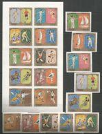 SHARJAH - MNH - Sport - Olympic Games - Munich 1972 - Imperf. - Briefmarken