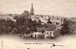 Souvenir De Walcourt. Panorama. - Walcourt