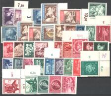 Germania Reich 1942/45 38 Val. **/MNH VF/F - Ungebraucht