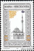 Bosnien-Herzegowina 82 (kompl.Ausg.) Postfrisch 1997 Bayram-Fest - Bosnie-Herzegovine