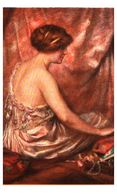 Lapina 935 - Vasnier, Le Coffret (3 Lignes) Femme - Pittura & Quadri