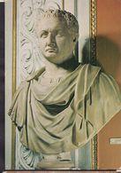Italia - Cartolina Postale - Roma - Museo Capitalino - Ritrato Di Tito - Circa 1960 - Non Circulee - Cygnus - Musées