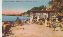 ***  83 ***  BANDOL Plage De L'hotel Des Bains écrite TTB - Bandol
