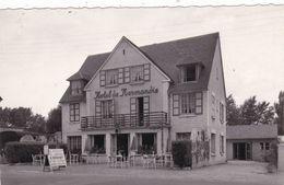 14 OUISTREHAM - RIVA BELLA.  L'HOTEL DE NORMANDIE. ANNEES 50 - Ouistreham