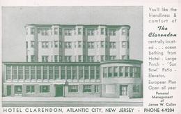 ETATS UNIS(ATlantic City) HOTEL - Atlantic City