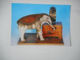 Olifant In Kijk- En Luistermuseum. - Elefantes