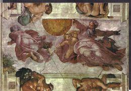 Vaticano - Cartolina Postale - Capella Sistina - Circa 1960 - Non Circulee - Cygnus - Vatican