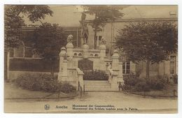Z01 - Assche - Monument Der Gesneuvelden - Asse