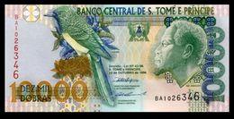 # # # Banknote Tome Und Principe 10.000 Dobras 1996 UNC # # # - São Tomé U. Príncipe