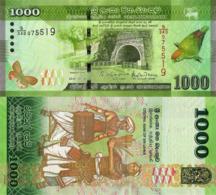 Sri Lanka 1000 Rupees Banknote, 2016, P127, UNC - Sri Lanka