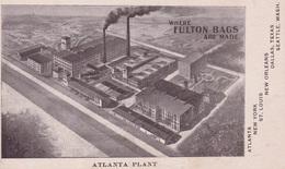 ETATS UNIS(ATLANTA) USINE - Atlanta