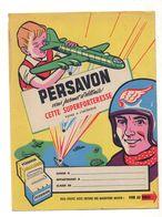 Protège-cahiers Persavon Vous Permet D'obtenir Cette Forteresse Cette Maison Aussi - Efge Valenciennes - Protège-cahiers