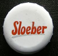 (db-015) Belgium  -  Belgique  -  België     Capsule Sloeber   Br.. Roman - Bière