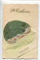 Sainte Catherine Bonnet Soie - Sainte-Catherine