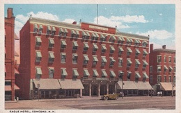 ETATS UNIS(CONCORD) HOTEL - Concord