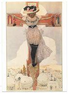 06 - NICE - Musée Des Beaux-Arts Jules Chéret - Gustav Adolf Mossa - Mary De Magdala - Ed. SMD Cim - Museums