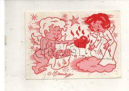 G. Meunier (Illustrateur) : Le Postier Des Lettres D'amour En 1989 (animée) GF. - Meunier, G.
