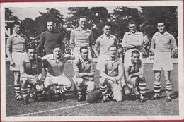 Voetbalploeg Equipe De Football Voetbal A Identifier Onbekend Te Identificeren Sport - Football