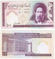 Iran - 100 Rials 1985 - 2005 P. 140f UNC Lemberg-Zp - Iran