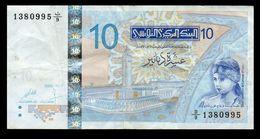 # # # Banknote Tunesien (Tunisia) 10 Dinars 2005 # # # - Tunisie