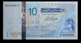 # # # Banknote Tunesien (Tunisia) 10 Dinars 2005 AU # # # - Tunisie