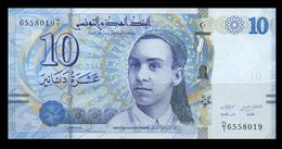 # # # Banknote Tunesien (Tunisia) 10 Dinars UNC # # # - Tunisie
