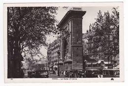 75 Paris N°35 La Porte St Denis VOIR ZOOM Brasserie Bar AU PETIT POT Voitures Autos Marque ? VOIR DOS - Pubs, Hotels, Restaurants
